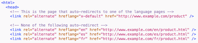 The right way to use auto-redirection with Hreflang for international SEO.